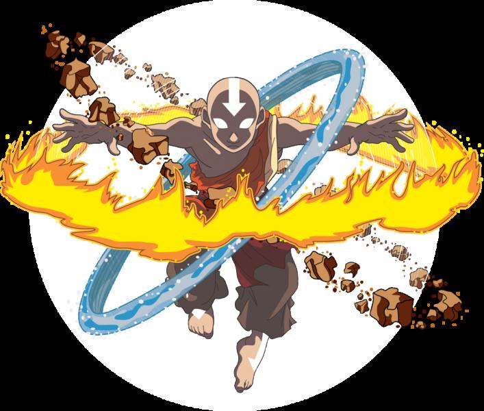 Movie Avatar State Aang: Avatar La Leyenda De Aang